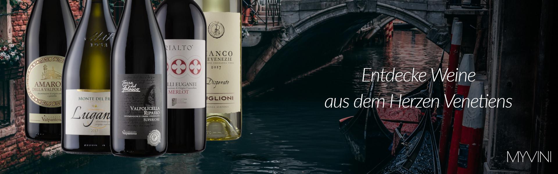 MYVINI Weine aus dem Herzen Venetiens